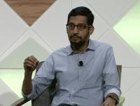Sundar Pichai, SVP Google