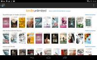Die E-Book-Flatrate Kindle Unlimited hat rund 47.000 deutsche Titel im Angebot.