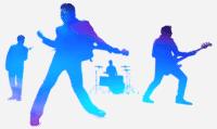 Aktuelle Apple-Werbung mit U2.
