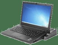 Cirrus LT von NCS: Ein Laptop als PCoIP-Zero-Client.