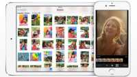 "Foto-App in iOS 8: Die ""Camera Roll"" ist in iOS 8.1 wieder da."
