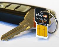 Security Key von Plug-up International ist mit 6 Euro der bislang günstigste U2F-Stick.
