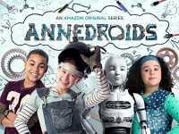 """Plakat für """"Annedroids"""""""