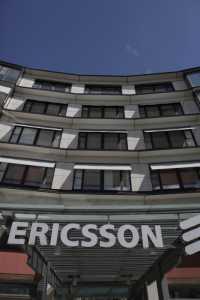 Umsatzrückgänge verzeichnete Ericsson vor allem in Nordamerika.