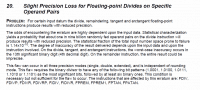 Ausschnitt auf dem Specification Update für den Pentium 60