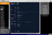 Übersicht: Die ASM80-IDE integriert Editor und Projekte für 8-Bit-Architekturen im Browser