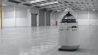 Start-up lässt Roboter patrouillieren