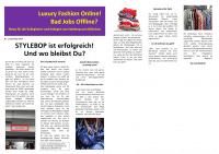 Dieses Flugblatt verteilte Verdi bei Stylebob