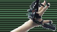 Exoskelett für Hände soll VR-Spiele realistischer machen
