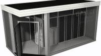 """Unternehmens-IT aus dem Container/Rechenzentrum """"out of the box"""""""