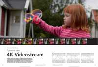 c't Digitale Fotografie, Fotos aus 4K-Videostream