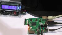 CI20 Board samt Messgerät