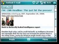Windows Mobile 6 - E-Mail