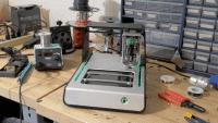 Kickstarter-Projekt Voltera-Schaltungsdrucker in 35 Minuten finanziert