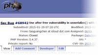 Wichtige Sicherheitsupdates für PHP