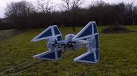 Kunststoffhüllen für Quadrokopter