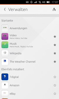Scopes bieten mehr Funktionen als typische Android-Widgets können Apps teilweise ersetzen.
