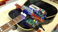 Gitarre spielen mit Arduino und Raspberry Pi