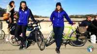 Eine Radtour durch Europa und ein Film über Maker