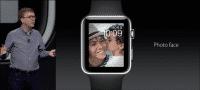 Ex-Adobe-Mitarbeiter Kevin Lynch demonstriert das neue Apple-Watch-Betriebssystem.