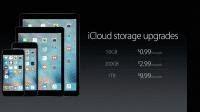 Übersicht iCloud Preise