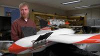 Flimmer - Drohne und U-Boot