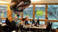 Berliner Firma Rocket Internet