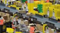 Amazon Paketlager