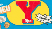 Das erste Yps-Heft