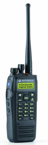 DMR-Handfunkgerät Motorola DP 3600