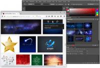 In Photoshop ist Adobe Stock bereits integriert. Auch andere Anwendungen sollen künftig Fotos und Videos aus der Bildagentur einbinden können.