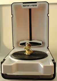 Der nicht nur sehr gute, sondern auch sehr hübsche 3D-Scanner von Matter and Form.