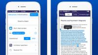 iOS-App Scanner Pro 7 mit Texterkennung und Workflows