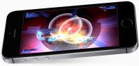 Das iPhone SE erreicht laut Apple die doppelte Rechen- und die dreifache Grafikleistung des 5s.