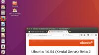 Testversion von Ubuntu 16.04