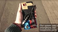 Smartphone-Laser-Scanner vom MIT für 50 US-Dollar