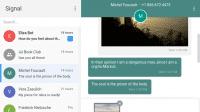 Krypto-Messenger Signal kommt auf den Desktop