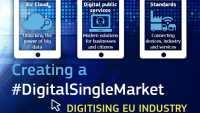 EU-Kommission legt Förderprogramm für Digitalwirtschaft und E-Government auf