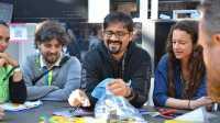 re:publica: Schwimmende Fablabs, Wearables aus Bakterien und Computer als Architekten
