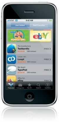 Am 11. Juli will Apple seinen App Store eröffnen.