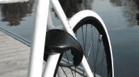 Smartes Fahrradschloss