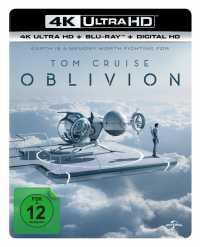 """Szenen aus der UHD-Fassung von """"Oblivion"""", der nun auf Ultra HD Blu-ray erscheint, verwendete ein TV-Hersteller auf der CES als Demomaterial für Videobilder mit erhöhtem Kontrast (HDR)."""