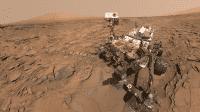 Mars-Rover Curiosity beendet Sicherheitsmodus