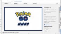 WTF: Pokémon Go Away: Gotta hide 'em all!