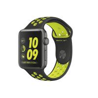 Die Apple Watch Nike+-Edition unterscheidet sich von den übrigen Watch-Varianten durch exklusive Armbänder und Ziffernblätter.