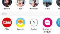 Facebooks Messenger-Bots können jetzt auch Zahlungen entgegennehmen