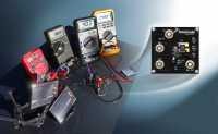 Auch wenn das Bild den klassischen Aufbau mit zwei Solarzellen zeigt, reicht dem neuen DC-DC-Wandler von Freescale auch die Spannung einer einzelnen Solarzelle, um damit einen Li-Ionen-Akku zu laden.