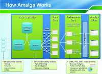 Funktionsdiagramm Microsoft Amalga