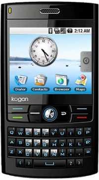 Gestoppt: Das Android-Handy Kogan Agora