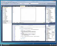 Das neue User Inteface für Visual Studio 2010